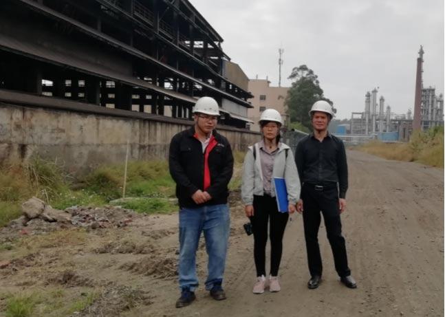 钦州市金铖锰业有限公司至广西新天德能源有限公司电炉煤气铺设项目安全预评价报告