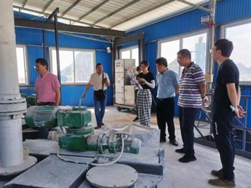 化工院两个自治区级科技计划项目通过验收