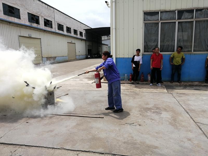 安全生产人人有责:化纤所开展安全生产教育培训